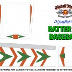 1970 Batter Up + Baseball