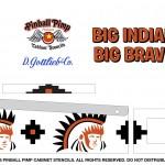 1974 - Big Indian + Big Brave
