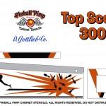 1975 - Top Score + 300