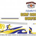 1976 - Surfer + Surf Champ