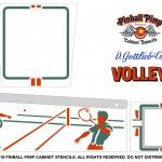 1976 - Volley