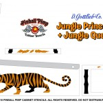 1977 - JJungle Princess + Jungle Queen