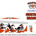 1977 - Mustang + Bronco