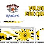 1977 - Vulcan + Fire Queen