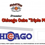 1985 - Premier - Chicago Cubs Triple Play